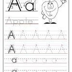 Trace The Letter A Worksheets | Artie | Preschool Worksheets, Letter | A For Apple Worksheet Printable