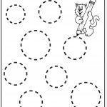 Tracing Pages For Preschool | Kids Worksheets Printable | Shapes | Circle Printable Worksheets