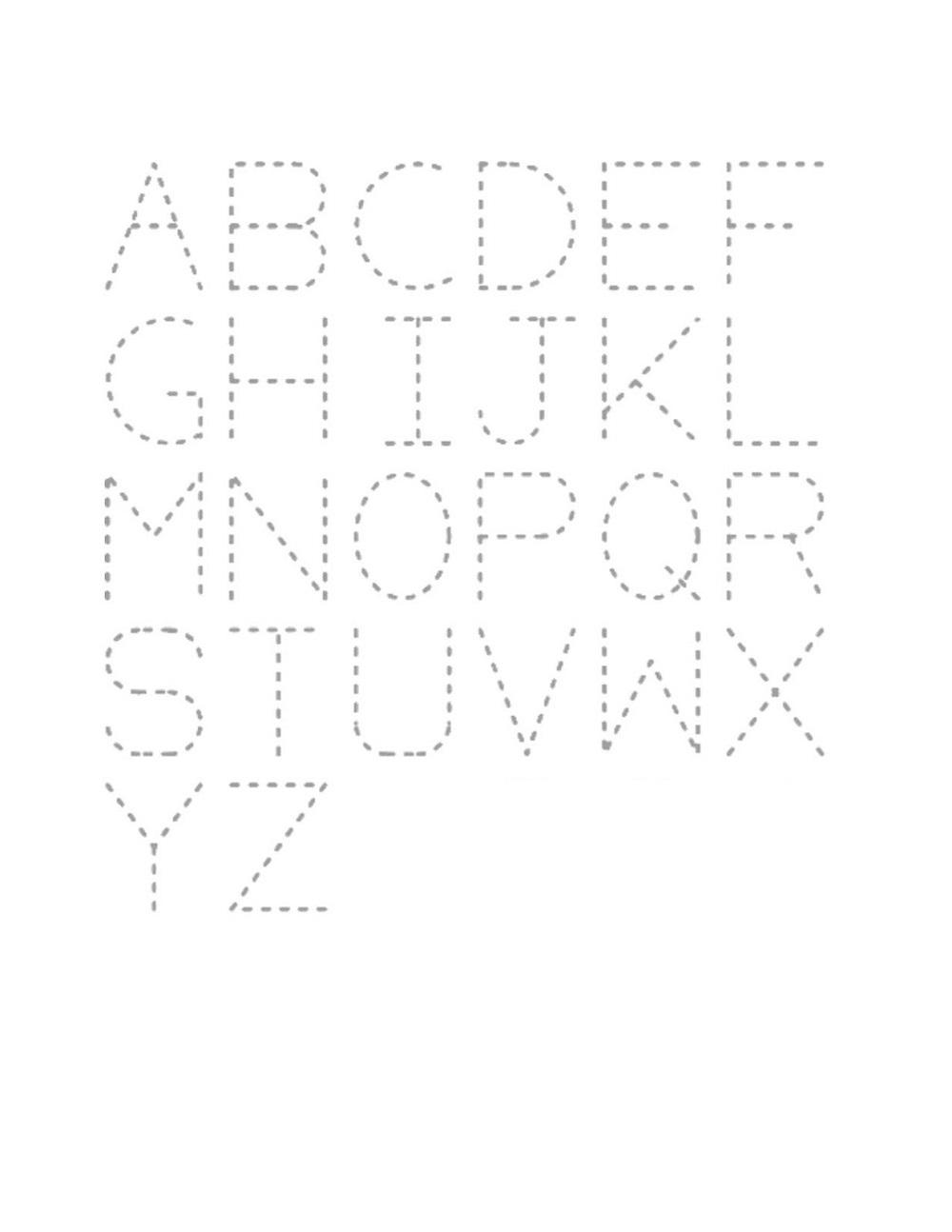 Tracing Worksheets 3 Year Old Fun | Kiddo Shelter | Tracing Worksheets For 3 Year Olds Printable
