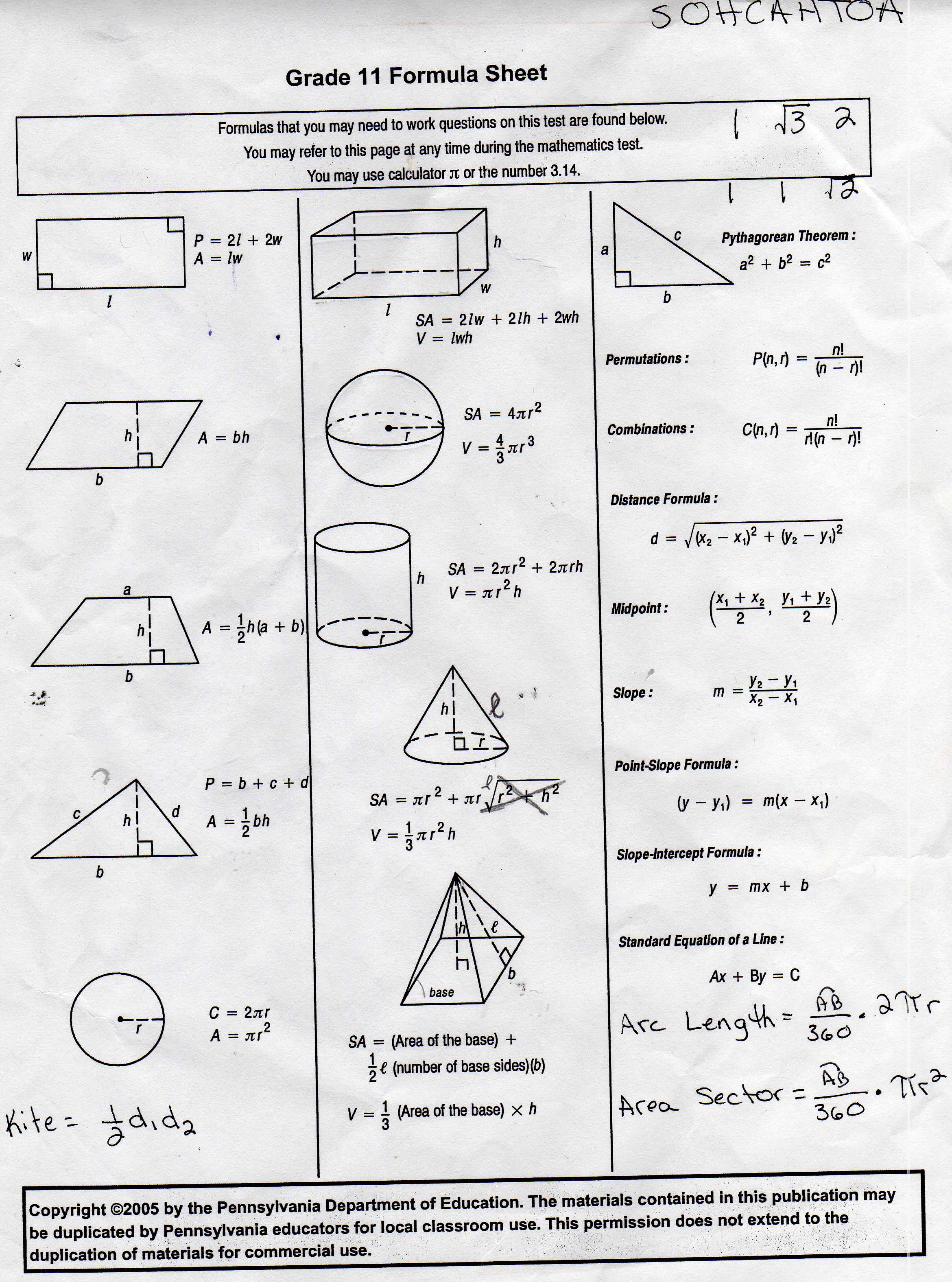 Ulshafer, K / Honors Geometry - Free Printable Geometry Worksheets | Free Printable Geometry Worksheets For Middle School