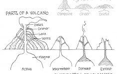 Printable Volcano Worksheets