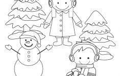 Winter Holidays Worksheets Printables