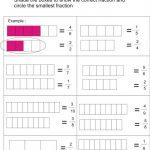 Worksheet First Grade Fraction Worksheets Fun For Photo Free   Free | Free Printable First Grade Fraction Worksheets