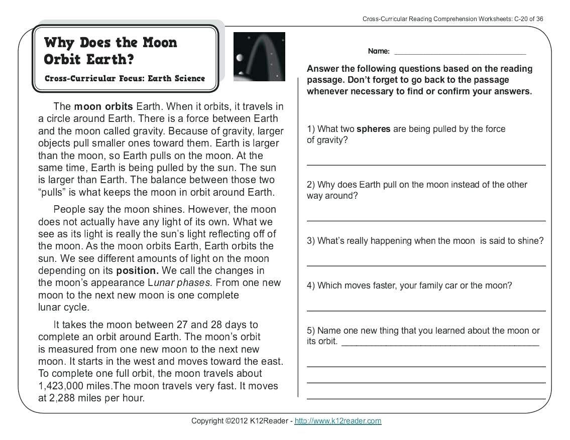Worksheet : Free Printable 5Th Grade Reading Comprehension | Free Printable Worksheets Reading Comprehension 5Th Grade
