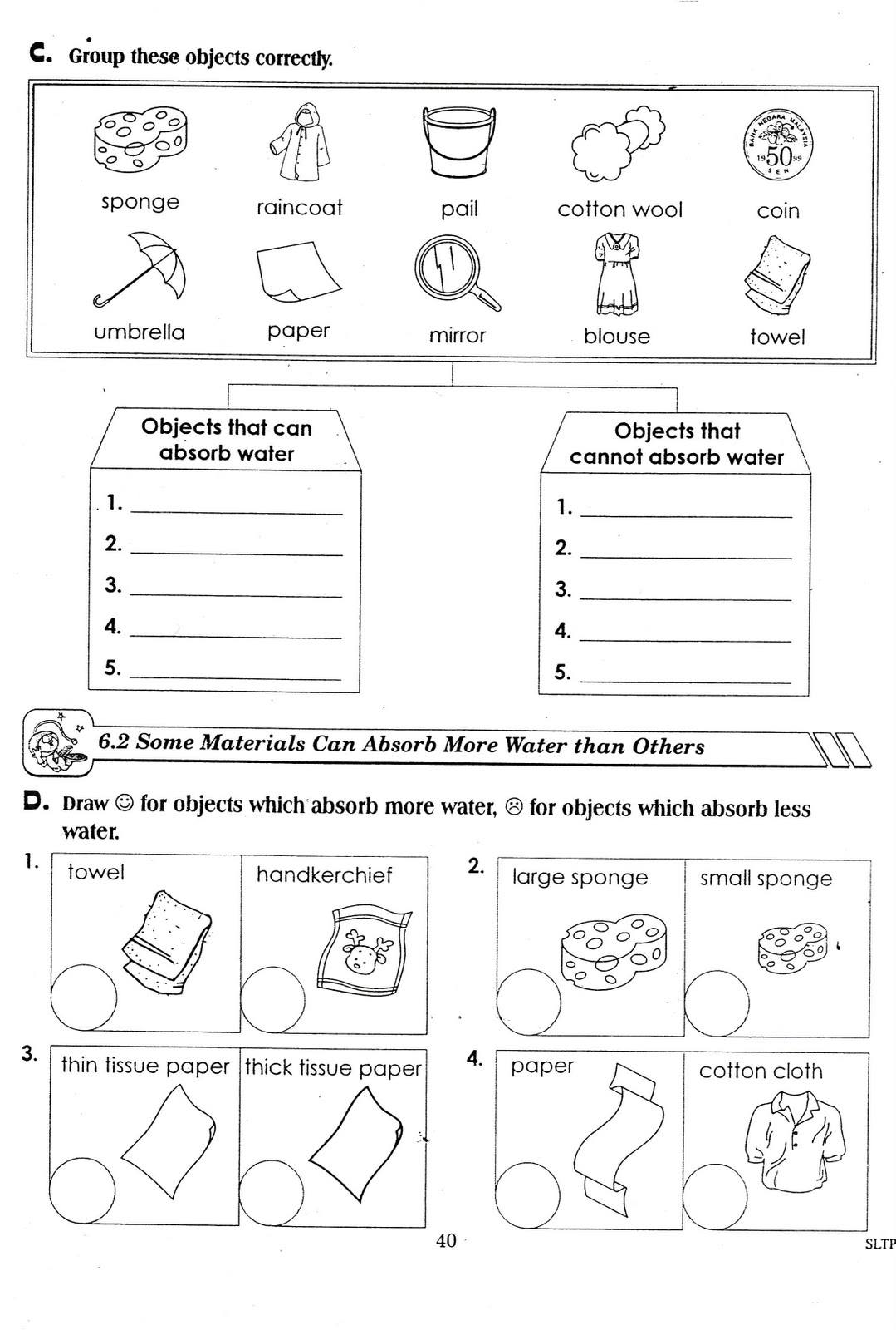 Worksheet: Science Printable Worksheets Science Printable Worksheets | 5Th Grade Science Printable Worksheets